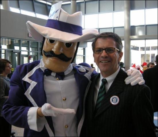 Ace Purple and Lloyd Winnecke