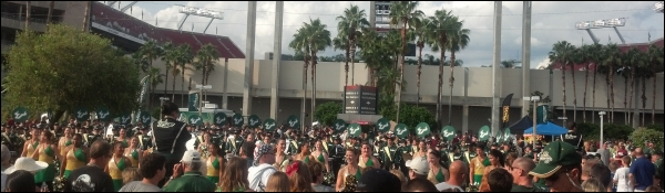 Florida State at USF