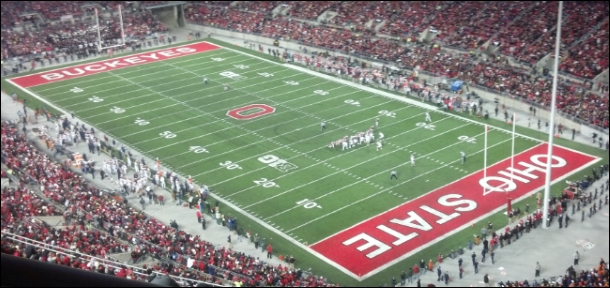 Illinois at Ohio State