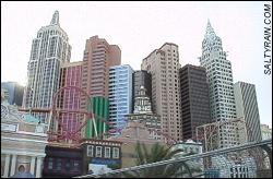 New York, New York hotel