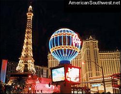 Paris... in Las Vegas