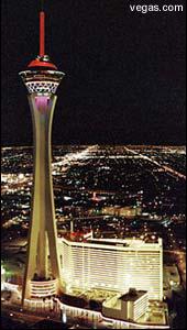 The Las Vegas Stratosphere