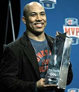 Super Bowl XL MVP Hines Ward