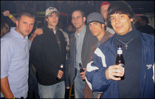 The crew at Bar Nashville