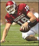 Oklahoma Sooners QB Jason White
