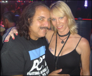 Ron Jeremy and Suzy Q